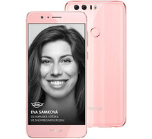 Honor 8 Premium, růžová