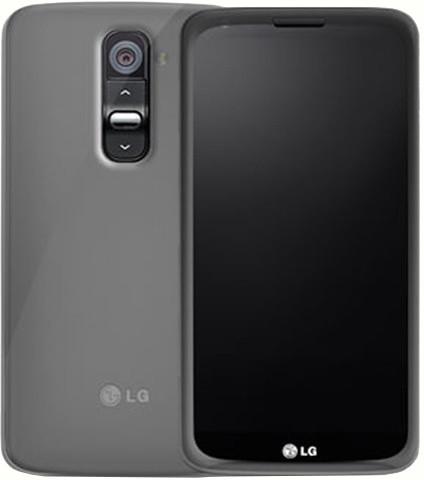 CELLY Gelskin pouzdro pro LG G2, bezbarvé