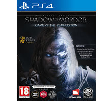 Middle Earth: Shadow of Mordor Game of The Year Edition - PS4 - 5051892191388