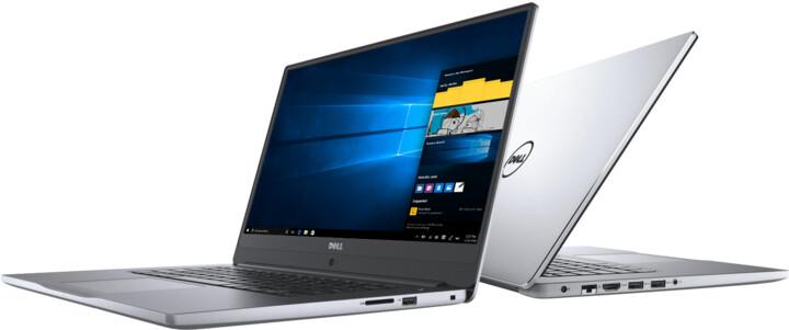 Dell Inspiron 15 (7560), šedá