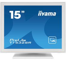 "iiyama ProLite T1532SR Touch - LED monitor 15"" - T1532SR-W1"