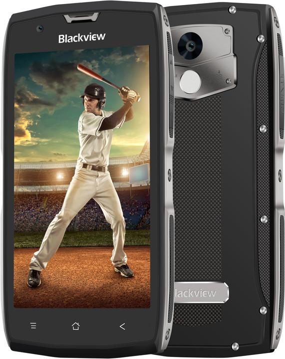 iGET BLACKVIEW GBV7000, Dual SIM, titan