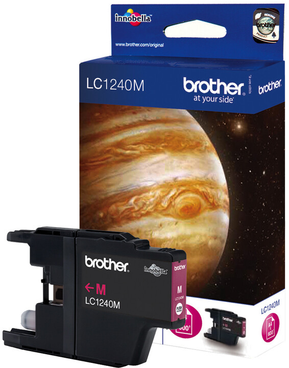 Brother LC-1240M, magenta