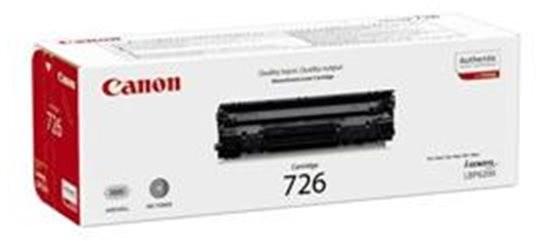 Canon CRG-726, černý