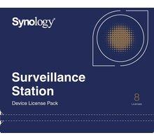 Synology 8 další licence pro IP kameru - HDESIP8