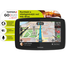 TOMTOM GO 620 World Lifetime - 1PN6.002.01