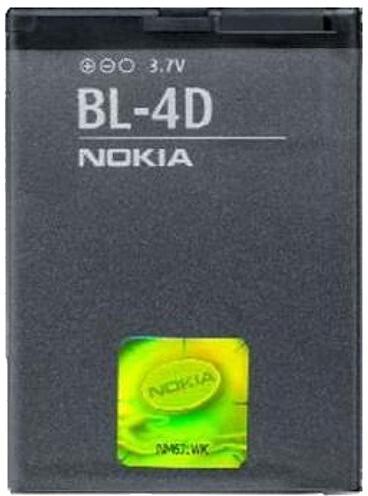 Nokia baterie BL-4D Li-Ion 1200mAh (bulk)