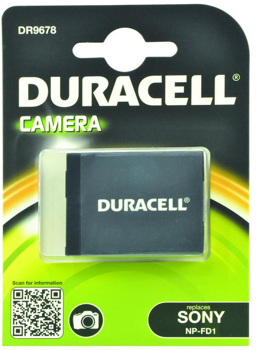 Duracell baterie alternativní pro Sony NP-BD1, NP-FD1