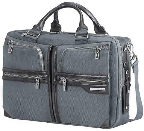 "Samsonite Supreme 2 - BAILHANDLE 2C 15.6"" EXP"