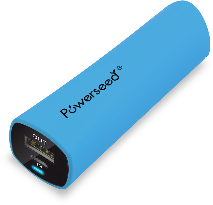 Powerseed PS-2400E, modrá