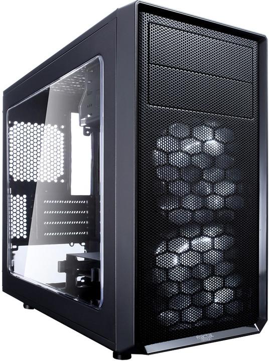 Fractal Design Focus G Mini, černá (okno)