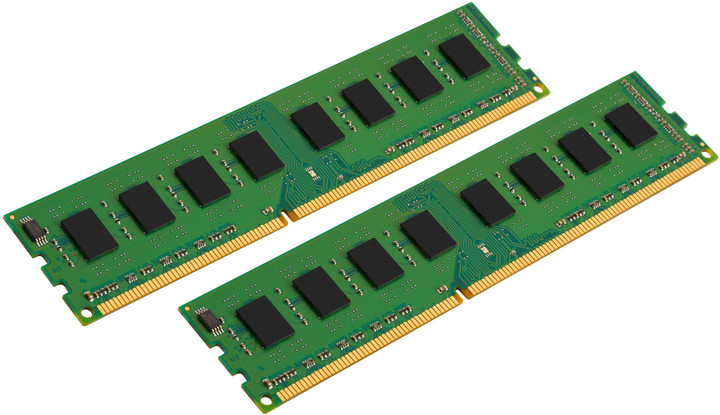 Kingston Value 8GB (2x4GB) DDR3 1600