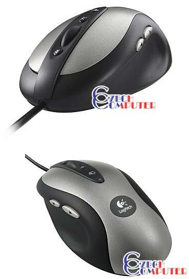 Logitech MX500 Optical Mouse