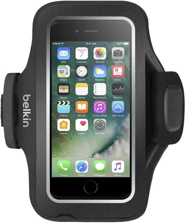 Belkin iPhone 6/6s sportovní pouzdro Sport-Fit, černé