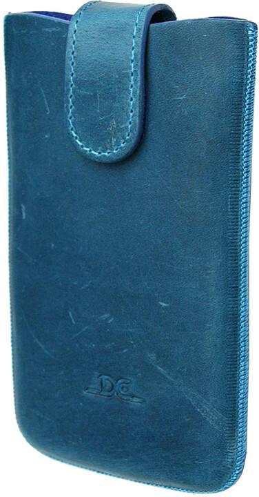 """DC 6XL (5"""") Legacy Grezy MODRÉ (Sony Xperia Z, .. )"""
