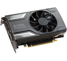 EVGA GeForce GTX 1060 SC GAMING, 3GB GDDR5 - 03G-P4-6162-KR + Tričko nVidia Game Ready