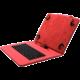 """C-TECH PROTECT NUTKC-03, pouzdro s klávesnicí pro 9"""", červená"""
