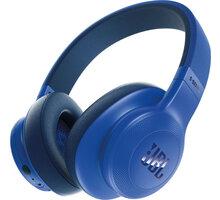 JBL E55BT, modrá - JBL E55BTBLU