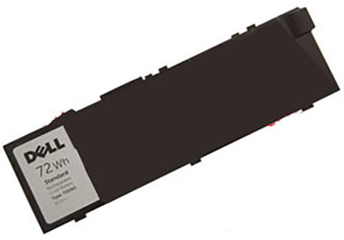Dell baterie, 6-cell, 72Wh LI-ON pro Precision 7510/7710