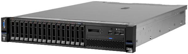 Lenovo System x3650 M5, E5-2620v3, 8GB