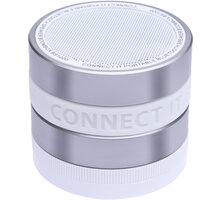 CONNECT IT CI-823 BOOM BOX BS1000WH, bluetooth, bílá