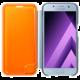Samsung Galaxy A5 2017 (SM-A520P), flipové pouzdro, modré