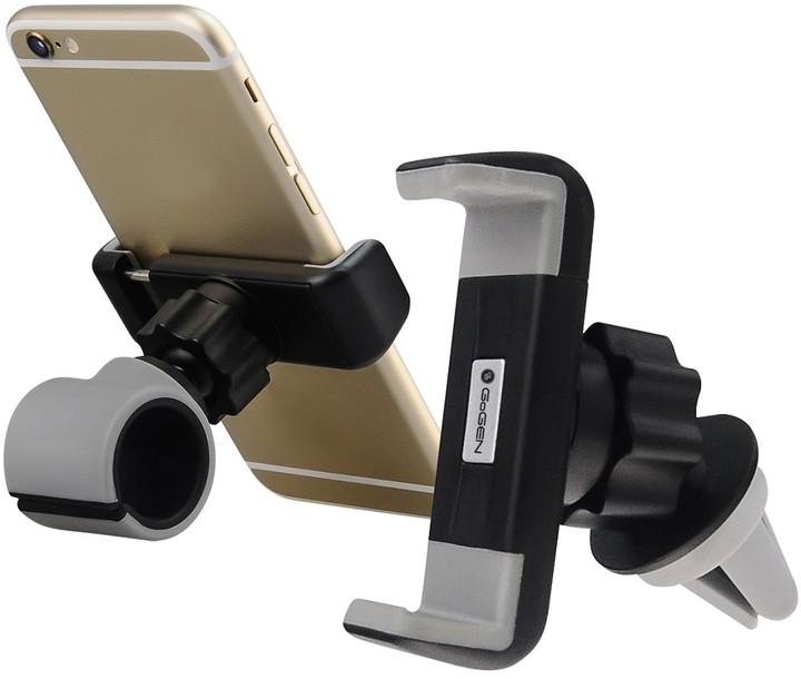 GoGEN MCH640 Držák na mobil, univerzální, 2v1