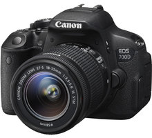 Canon EOS 700D + EF-S 18-55mm IS STM + EF-S 55-250mm IS STM - 8596B084