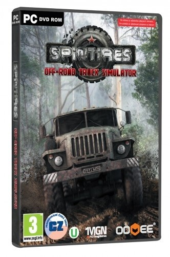 SPINTIRES: Off-road Truck Simulator - PC