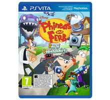 Phineas and Ferb: Day of Doofenshmirtz (PS Vita) - 711719882633