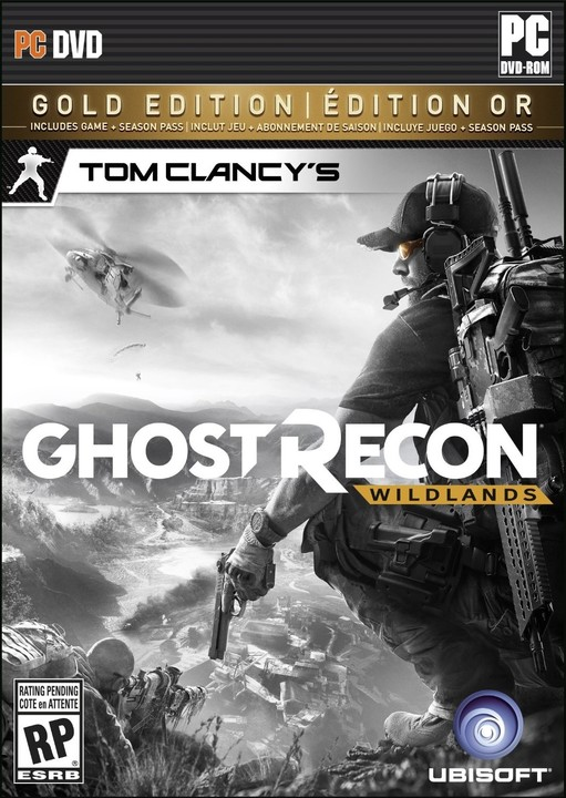 Tom Clancy's Ghost Recon: Wildlands - GOLD Edition (PC)