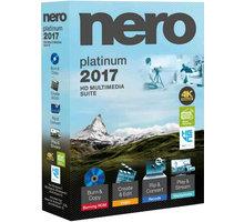 Nero 2017 Platinum CZ - EMEA-12270000/1316