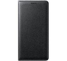 Samsung flipové s kapsou pro Galaxy J3, černé - EF-WJ320PBEGWW
