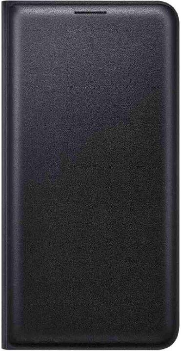 Samsung flip. pouzdro s kapsou pro Galaxy J5 2016, Black