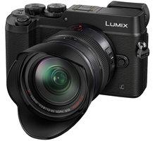 Panasonic Lumix DMC-GX8, černá + objektiv 12-35mm - DMC-GX8AEG-K