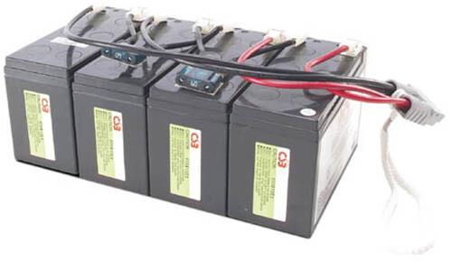 APC výměnná bateriová sada RBC25