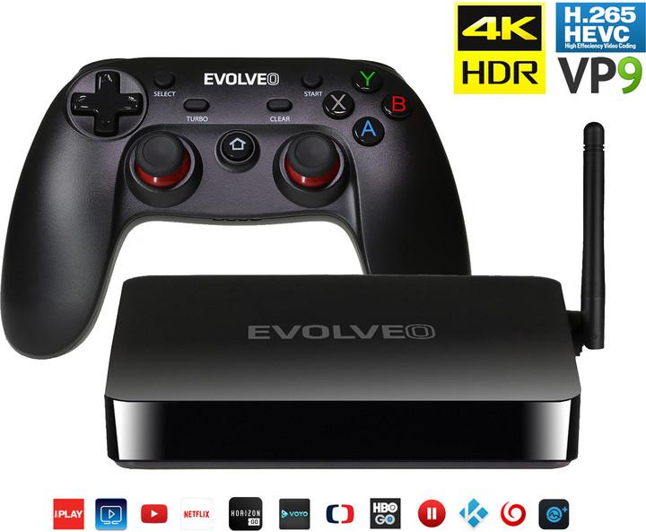 Evolveo Android Box H4 Plus