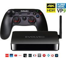 Evolveo Android Box H4 Plus - ABOX-H4-HDR-XE