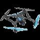 Dromida kvadrokoptéra Vista FPV Quad, HD kamera, modrá