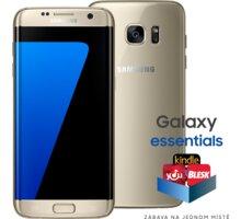Samsung Galaxy S7 Edge - 32GB, zlatá - SM-G935FZDAETL + Zdarma Oral B Genius PRO 8000 chytrý zubní kartáček (v ceně 4699,-)