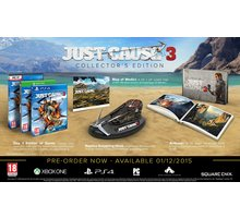 Just Cause 3: Collectors Edition - PC - PC - 5021290070202
