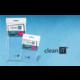 Clean IT čisticí utěrka z mikrovlákna, malá světle modrá