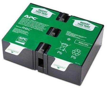 APC výměnná bateriová sada 123