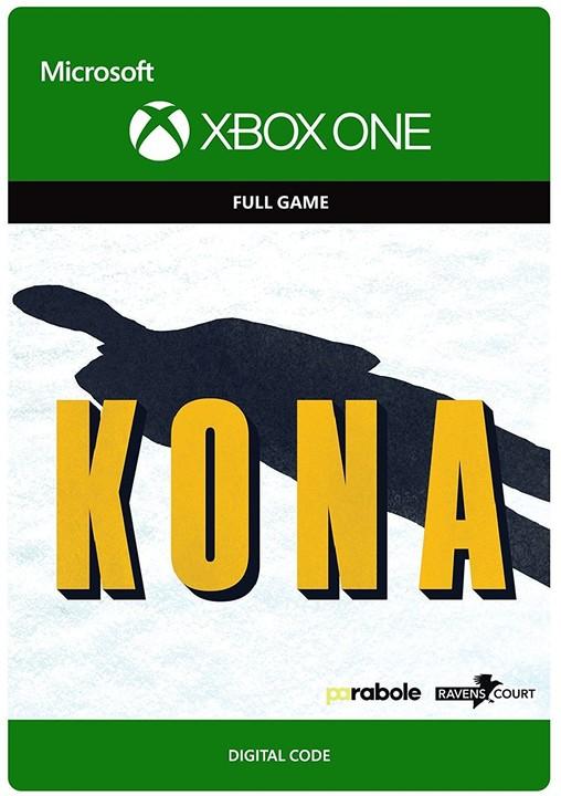 KONA (Xbox ONE) - elektronicky