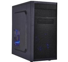 EuroCase MC X203, černá - MCX203B00