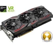 ASUS GeForce ROG STRIX GAMING GTX1080 OC DirectCU III, 8GB GDDR5X - 90YV09M0-M0NM00