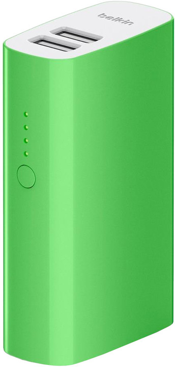 Belkin MIXIT Power Pack 4000, zelený