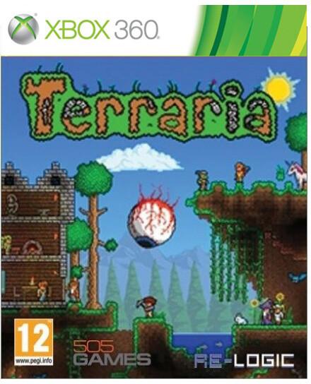 Terraria - X360