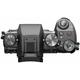 Panasonic Lumix DMC-G7, tělo, stříbrná