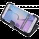 Krusell flipové pouzdro MALMÖ FlipWallet pro Samsung Galaxy S6/S6 edge, černá